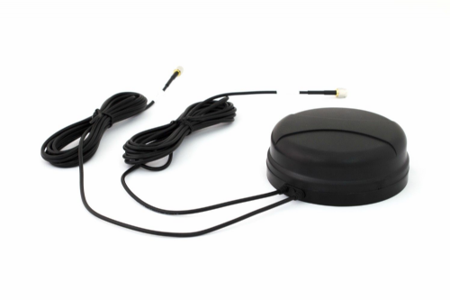 MP-2L-SMSM-2K - LTE MIMO Magnetic Puck Antenna